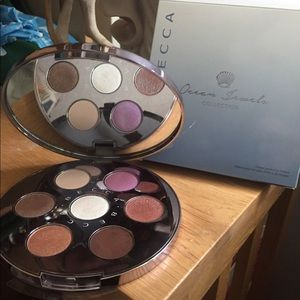 Becca Ocean Jewels Palette lightly used with box